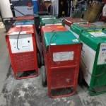 Naprawa i serwis osuszaczy EBAC
