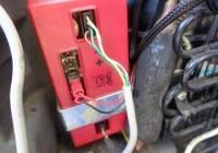 Serwis lodówek samochodowych elektronika sterująca