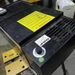 Naprawa lodówek do TIR - DAF PRG