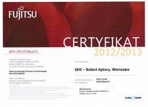 APS Fujitsu Split_Multi