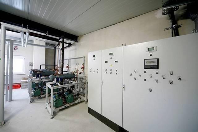 Sterowanie automatyka chłodnicza klimatyzacja