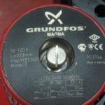 Grundfos Magna 32-120 F