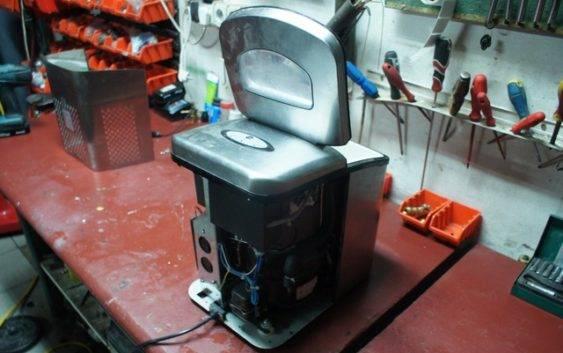 Naprawa kostkarki PROFI COOK PC-EWB 1079