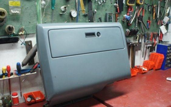 Naprawa lodówki VAN HOOL T915 ALICRON