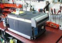Naprawa lodówk DAF XF 105