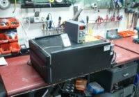 Naprawa lodówki samochodowej DAF 1737582