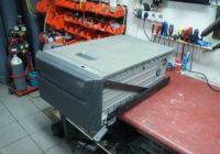 Naprawa lodówki VOLVO FH 13 model P2652