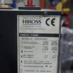 Naprawa osuszaczy sprężonego powietrza HIROSS PGN 050 TIMED