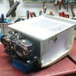 Wymiana parownika w lodówce VOLVO FH P82174077 model 82212505