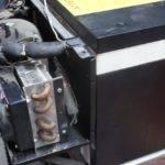 Naprawa skraplacza w lodówce DAF 1794024