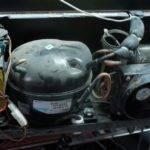 Sprężarka do lodówki TIR DAF 1794024