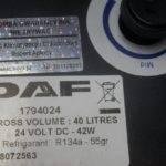 Systemy Klimatyzacji i Chłodnictwa Robert Aptacy Naprawa lodówek DAF 1794024