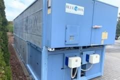 Agregat Wody Lodowej Chiller BlueBox 500 kW FREE COOLING