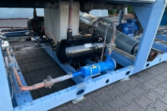 Chiller BlueBox 500 kW FREE COOLING ChillerSerwis Mateusz Aptacy