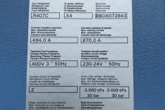 Serwis Chiller BlueBox 500 kW