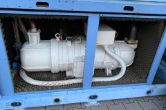 Wynajem Chiller BlueBox 500 kW FREE COOLING