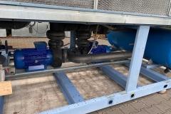 Wytwornica Wody Lodowej - Chiller BlueBox 500 kW FREE COOLING