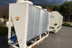 Naprawa serwis Chiller Airwel ChillerTech Wiktor Aptacy