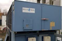 Chiller wody lodowej BLUE BOX SKiC Robert Aptacy