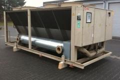 Naprawa i serwis agregatów wody lodowej TRANE RTAD 115