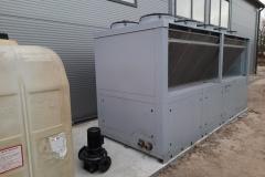 Chillery przemysłowe i drycooler dostawa i montaż SKiC Robert Aptacy