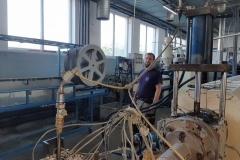 SKiC Robert Aptacy - Budowa systemu chłodzenia wtryskarek