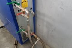 Chłodnictwo procesowe - stabilizacja temperatury oleju