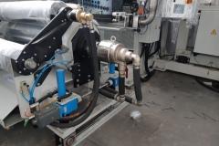 Podłączenie instalacji wody lodowej do nowych urządzeń