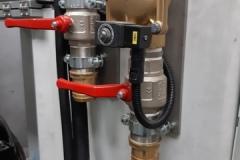 Przyłącze instalacji wody lodowej do urządzenia ChillerTech