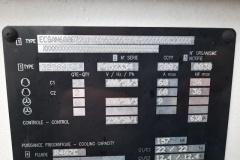 Chiller Trane ECGAN600 ChillerTech Wiktor Aptacy