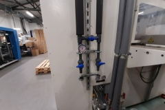Przyłacza wody lodowej - systemu chłodu technologicznego