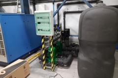 System sterowania i nadzoru - chłodzenie procesowe SKiC Robert Aptacy