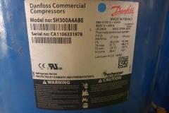 Sprężarka DANFOSS SH300A4AABE Cena