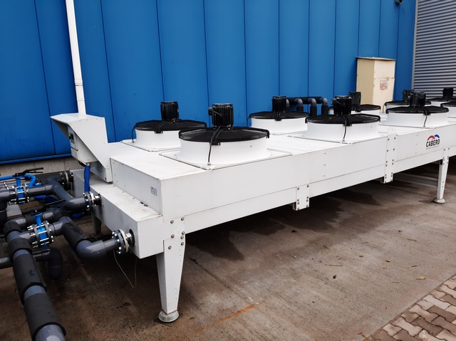 ChillerTech Wiktor Aptacy dostawa dry cooler