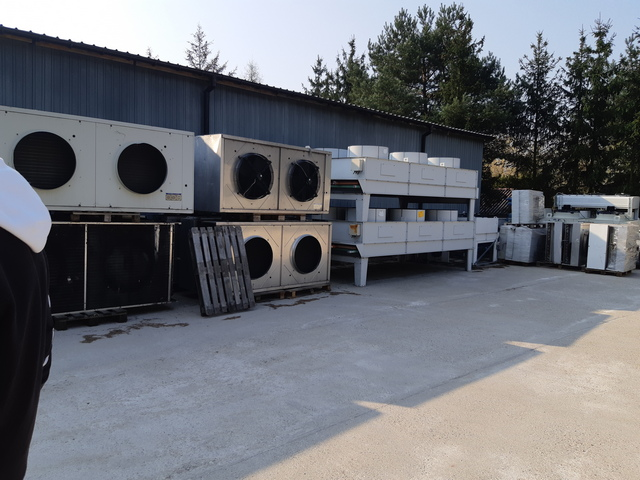 Dry Cooler SKiC