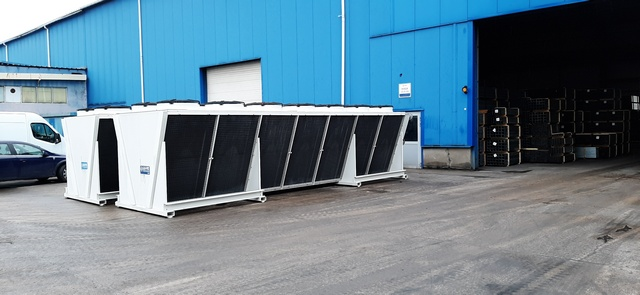Free cooling ChillerTech Wiktor Aptacy