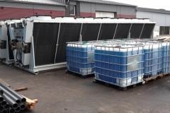 Budowa instalacji wody lodowej Dry Cooler
