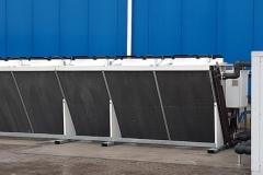 Montaż dry cooler ChillerTech Wiktor Aptacy