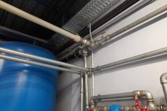 Instalacja wody lodowej - mieszane systemy