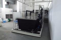 Budowa systemów wody lodowej zapewniających odpowiedni parametr