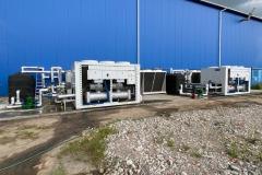Przemysłowe systemy wody lodowej