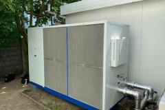 Sprzedaż chiller i budowa instalacji wody lodowej