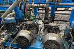 Systemy wody lodowej na rurach stalowych