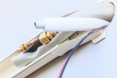 Montaż klimatyzacji łączenie instalacji freonowej