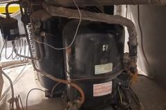 Agregat chłodniczy nawilżacza offsetowego BALDWIN
