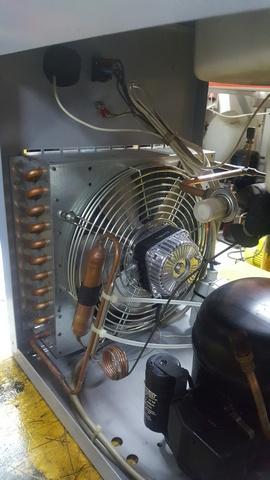 Serwis osuszaczy ziębniczych sprężonego powietrza Airpol
