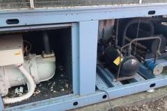 Naprawa i serwis wytwornic wody lodowej BLUE BOX KAPPA V ECHOS SKiC Robert Aptacy