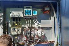 Zasilanie chiller BLUE BOX KAPPA V ECHOS SKiC Robert Aptacy