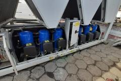 serwis chiller Carrier 30RB0602 SKiC Robert Aptacy & ChillerTech Wiktor Aptacy