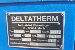 Serwis chiller DELTATHERM RKV10,3MG SKiC Robert Aptacy